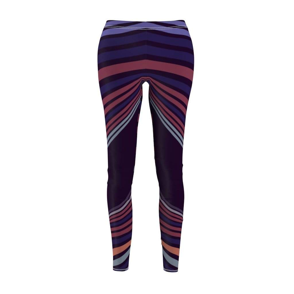 Printify Leggings M Ray Mid-Rise Leggings