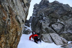Spearhead Traverse.