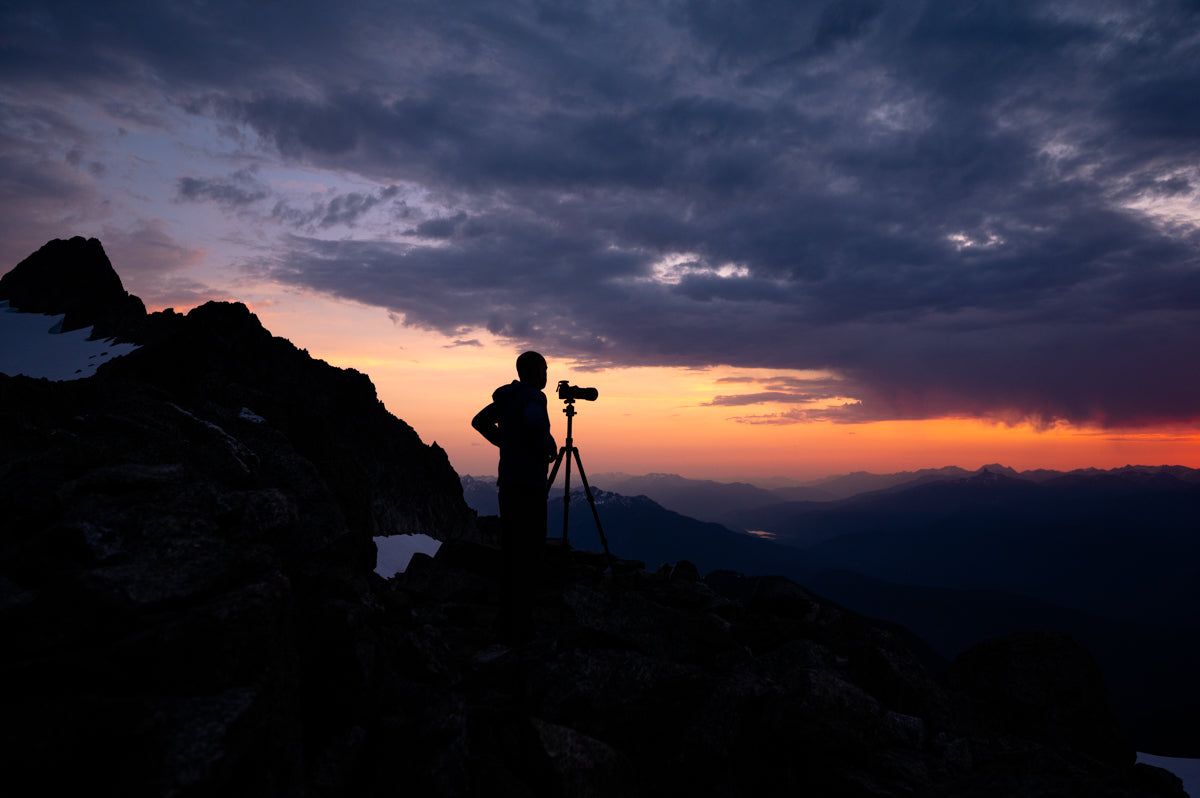 Whistler photography adventures in the Coast Mountains
