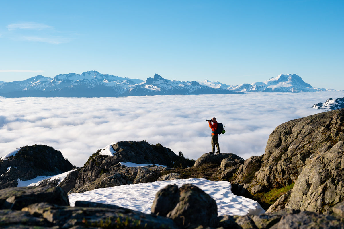 Whistler photography hikes and adventures.