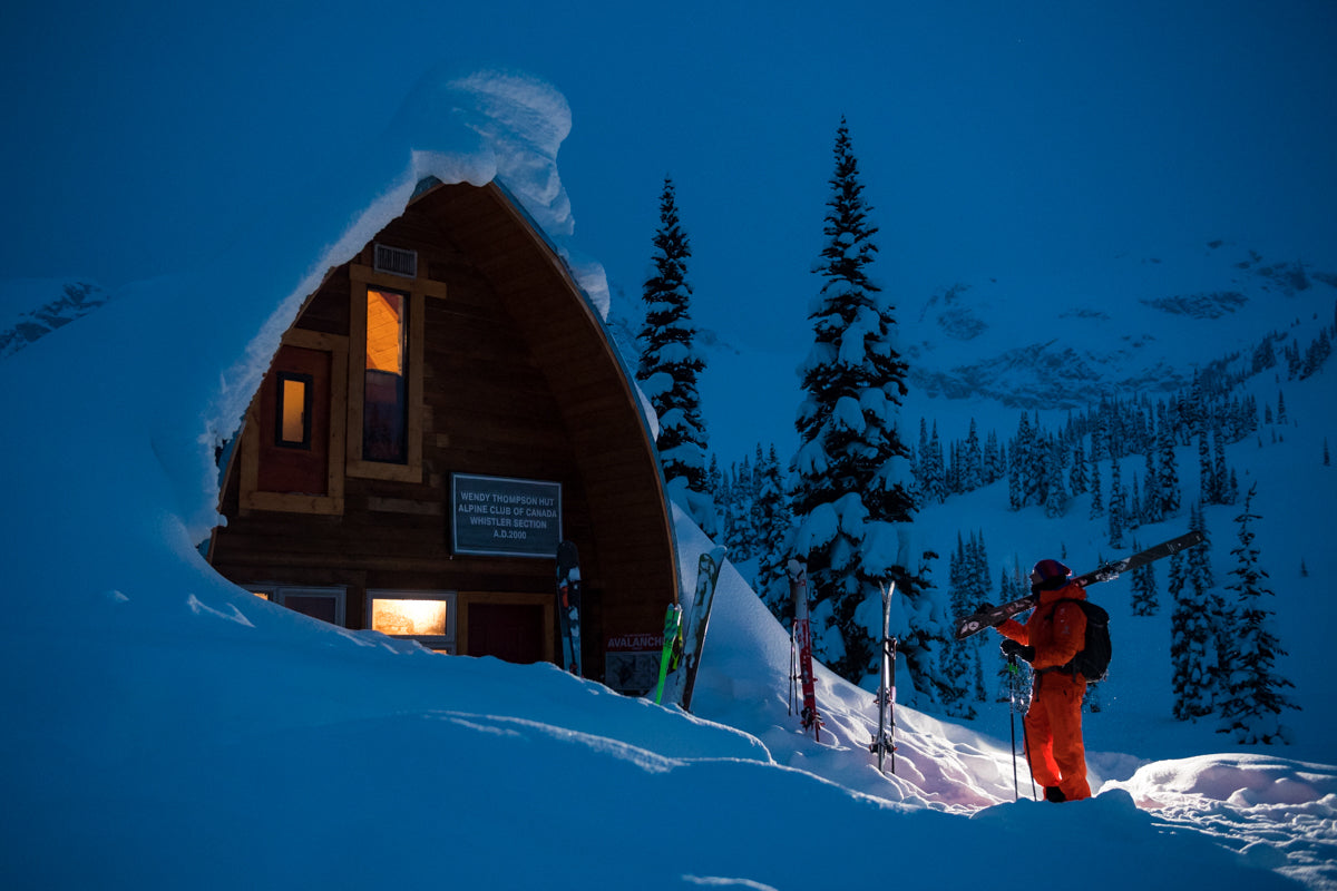 Custom photography tours in Whistler, Canada.