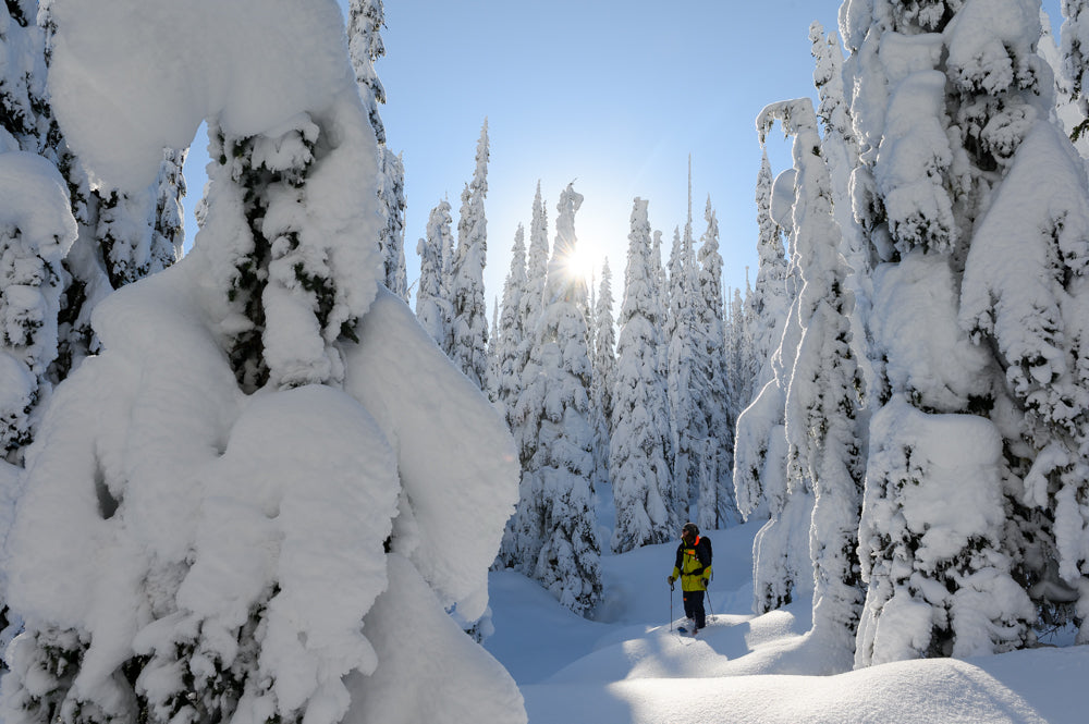 Fine art adventure and ski photography from the Coast Mountains