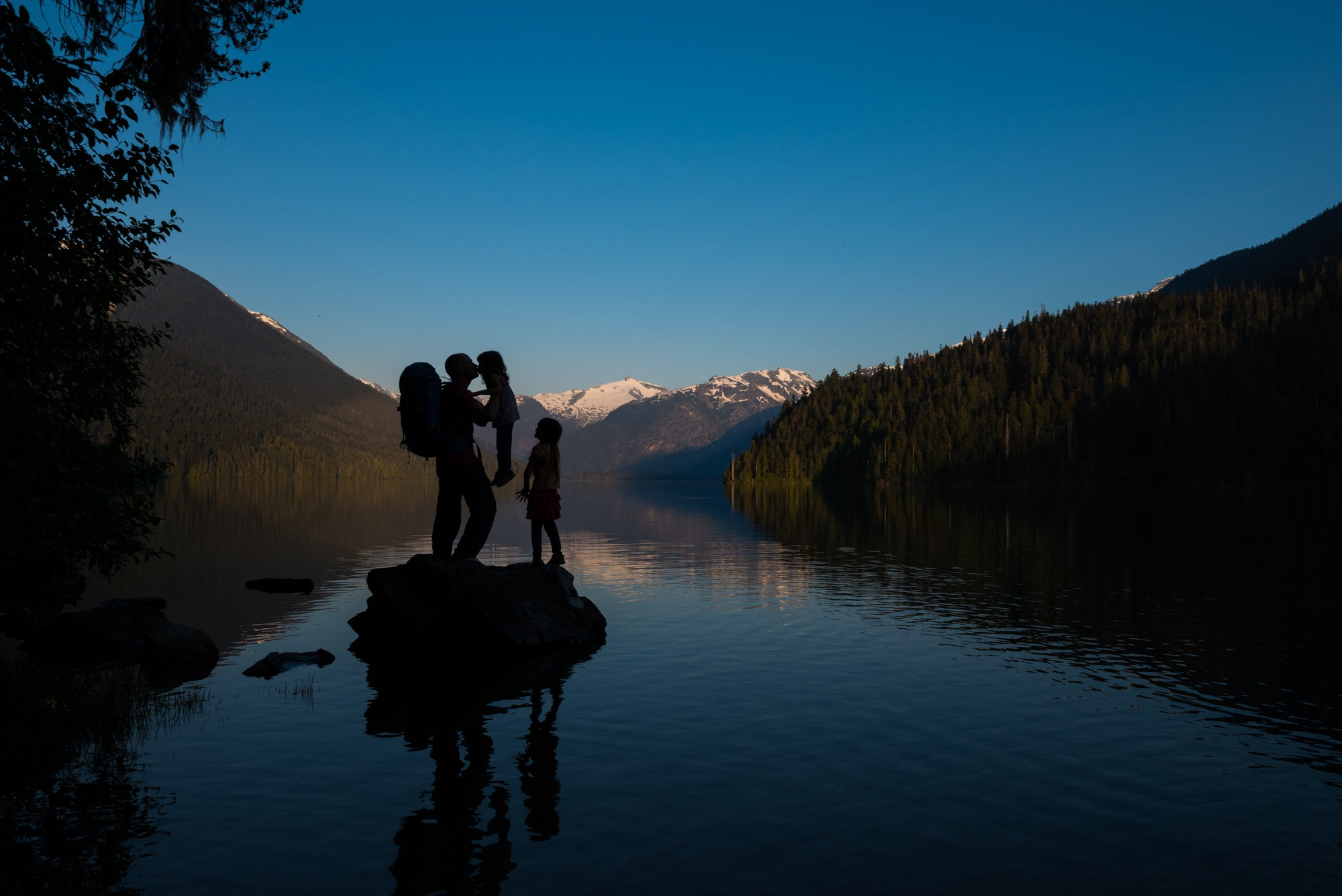 British Columbia Landscape and adventure photographer