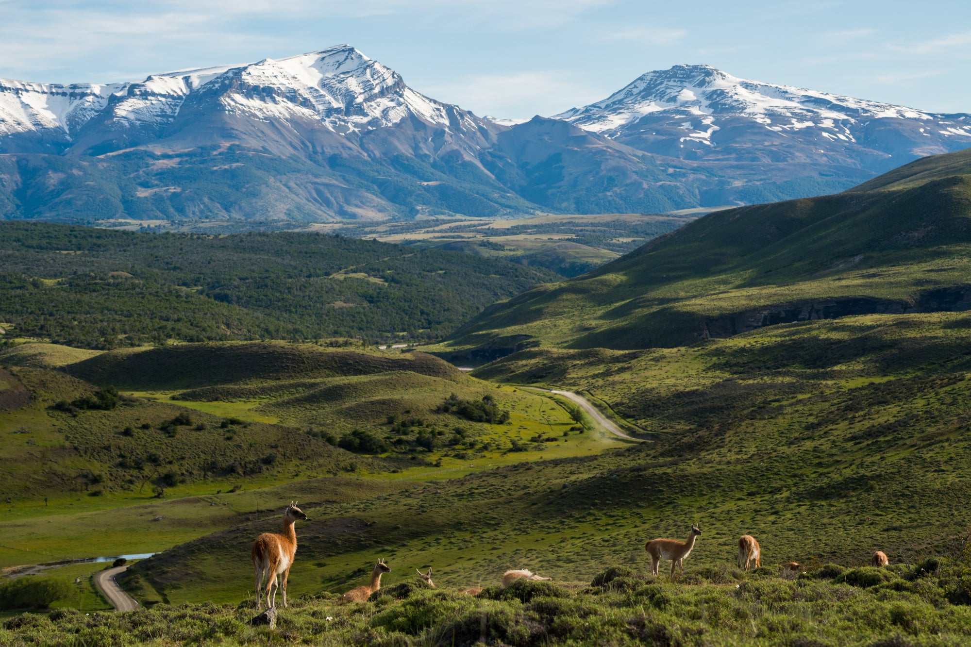 Fine art landscape photography from Torres del Paine