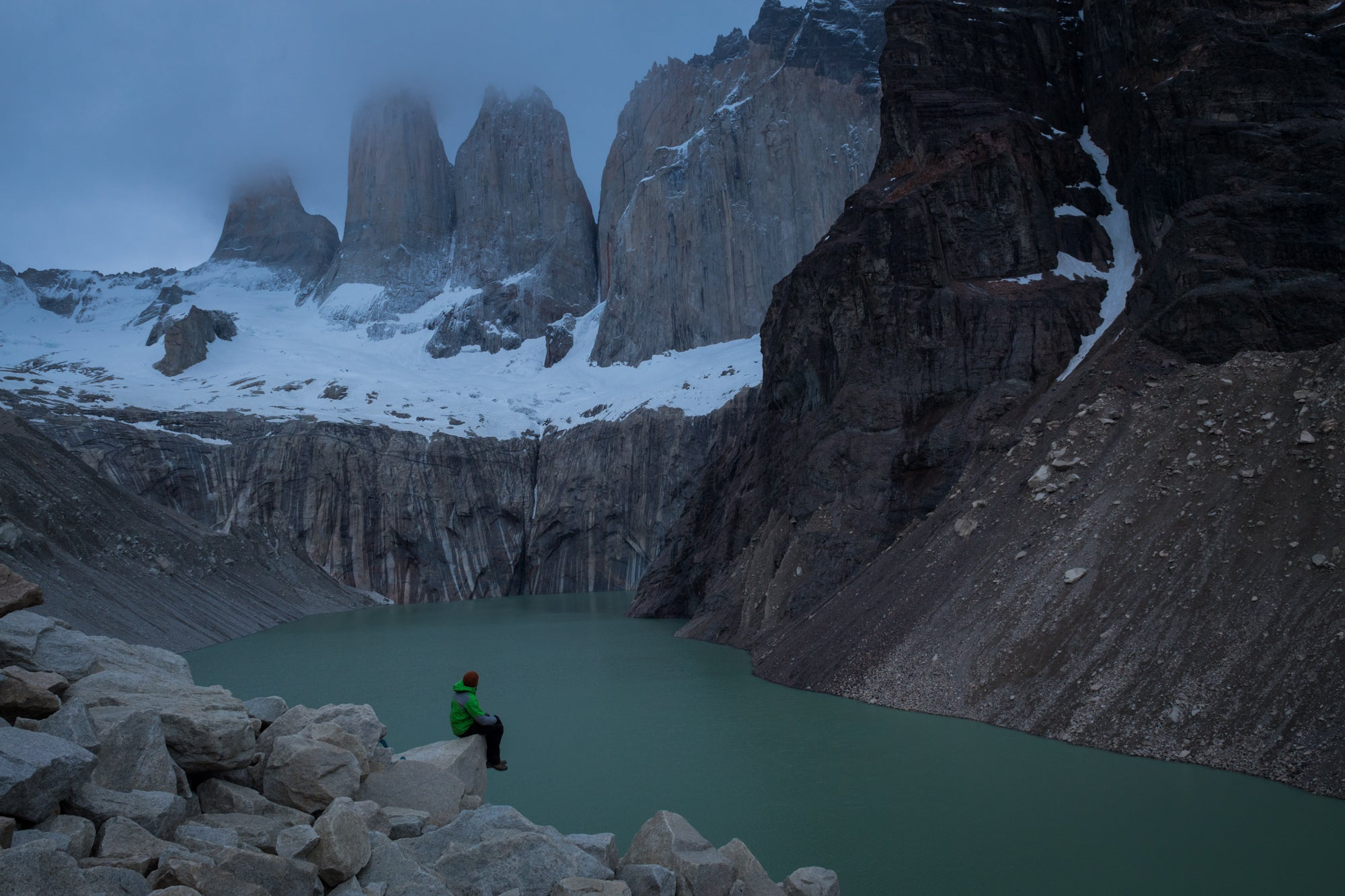 Torres del Paine limited edition landscape photography