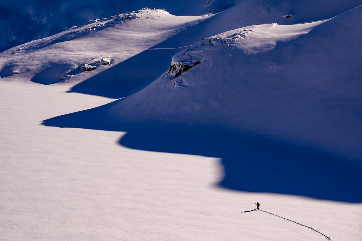 Whistler fine art limited edition ski touring photography