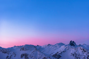 Mount Fee sunrise - Mike Crane Photography