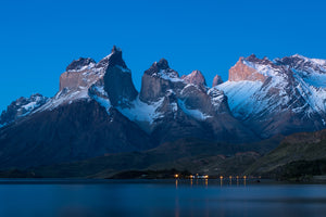 Lake Pehoe, Torres del Paine limited edition fine art photography