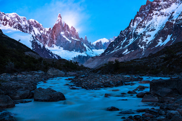 Cerro Torre Patagonia limited edition prints