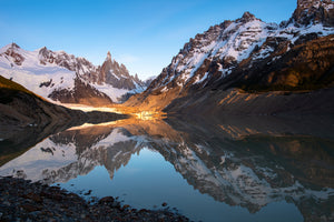 Lago Torre - Mike Crane Photography