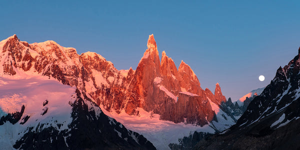 Cerro Torre Sunrise - Mike Crane Photography