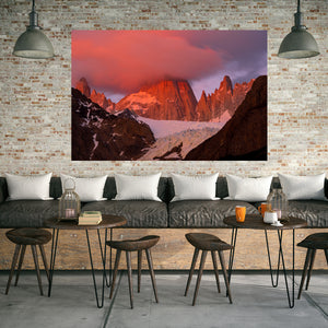 Online gallery of limited edition fine art from Patagonia