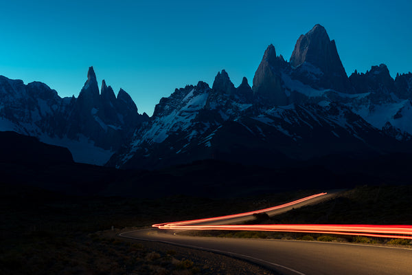 El Chalten road trip - Mike Crane Photography