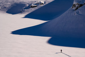 Fresh Tracks - Mike Crane Photography