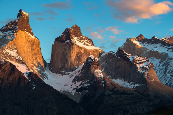 Cuernos del Paine - Mike Crane Photography