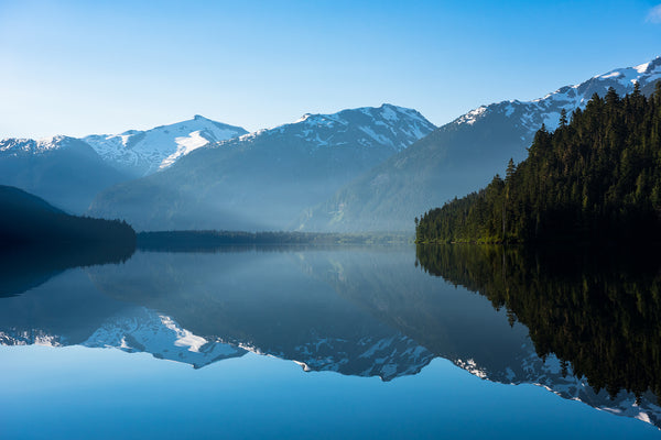 Cheakamus Reflections - Mike Crane Photography