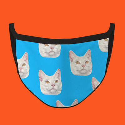 Personalized Mask - Pet Face