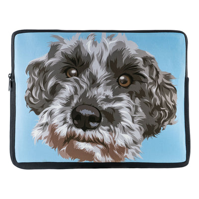 Custom Pet Laptop Case