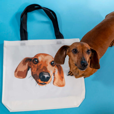 Customized Pet Tote Bag