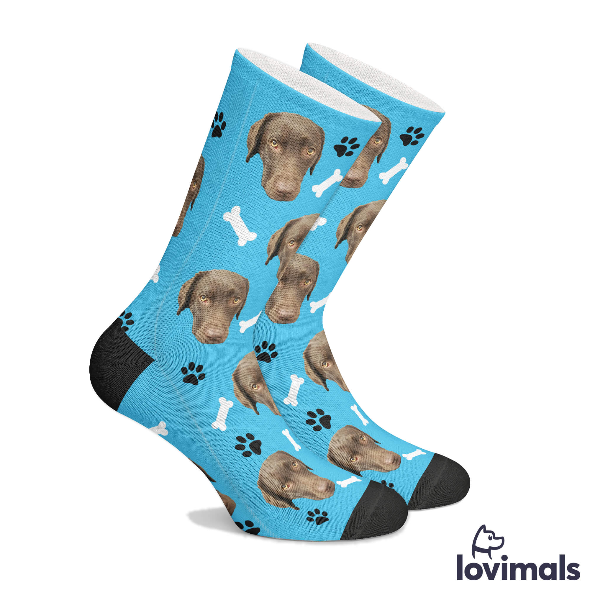 Customizable Pet Socks