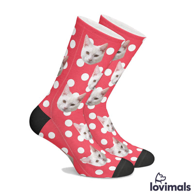 Customizable Cat Socks