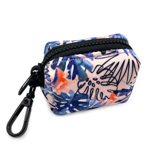 Pipco Poo Bag Dispenser - Tropic Fronds