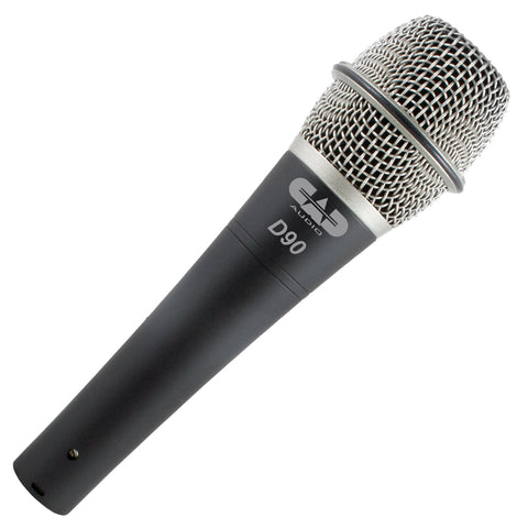 CAD Live D90 Premium Supercardioid Dynamic Handheld Microphone