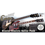 Encore E69 Electric Guitar Pack ~ Cherry Red