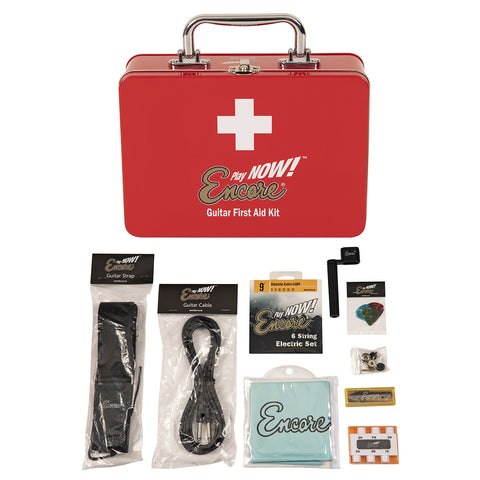 Encore Electric Guitar First Aid Kit