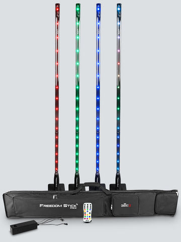 Chauvet Freedom Sticks Pack