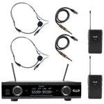 CAD GXLD2 Digital Dual Body Pack Wireless System - AH Frequency Band