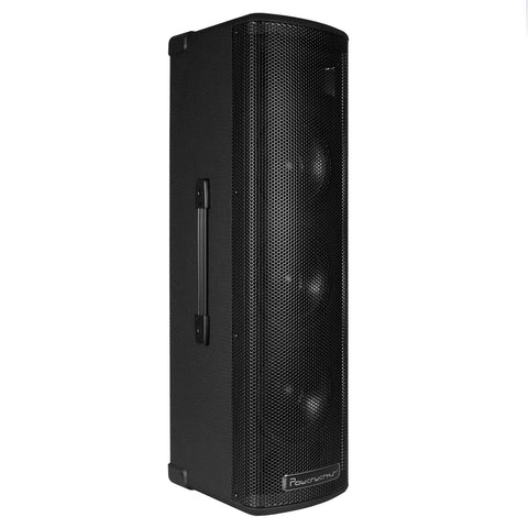 Powerwerks Tower PA Speaker with Digital Effects & Bluetooth ~ 300W