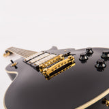 Vintage V1003 ReIssued 3 Pickup Electric Guitar ~ Boulevard Black