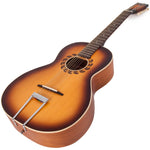 Vintage 'Statesboro' Paul Brett 12 String Acoustic ~ Satin Antique Burst