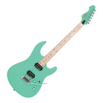 Vintage V6M24 ReIssued Electric Guitar ~ Ventura Green