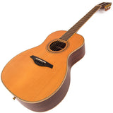Vintage V880 Acoustic Parlour Guitar ~ Natural