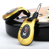Xvive Wireless Guitar System ~ Gold