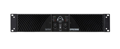 Wharfedale Pro CPD2600 Amplifier