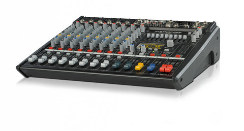 Dynacord Unpowered Mixer with high quality vocal effects - CMS600-3   8 Channel compact mixing system.