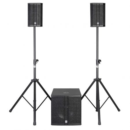 HK Audio LUCAS 2K15 PA System - available in Black or White. (White is Limited Edition, only 200 manufactured worldwide)