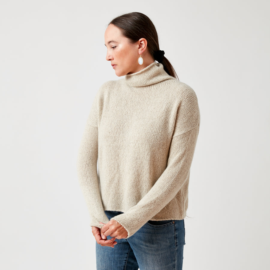 Evam Eva Sable Tweed Pullover