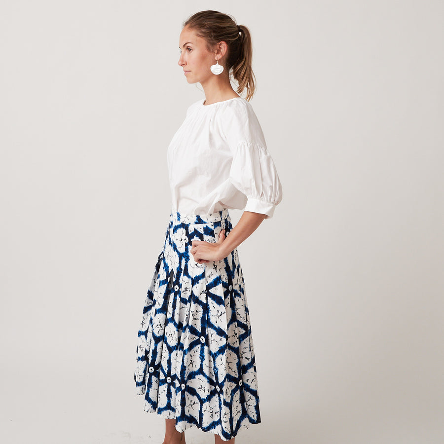 Samantha Sung Shibori Skirt