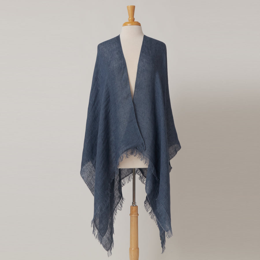 Destin Linen Cape Blue