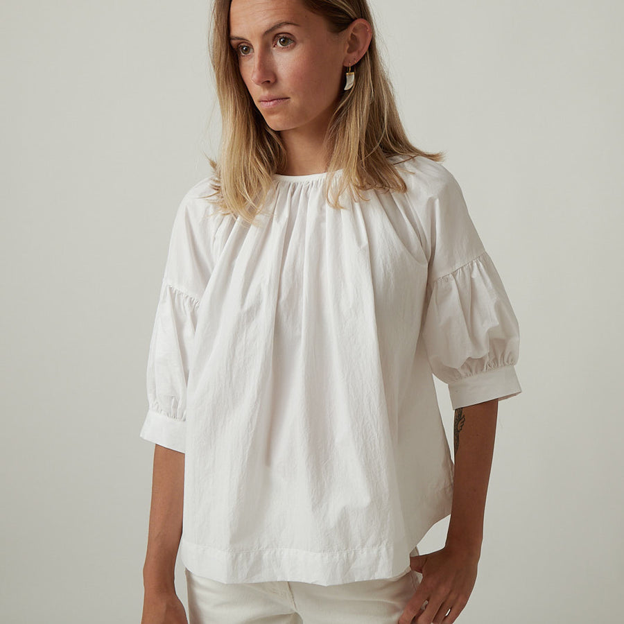 Bergfabel Cotton Balloon Shirt