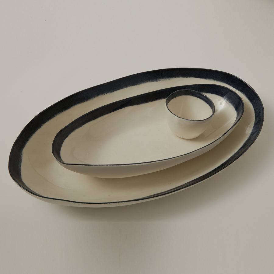 Bertozzi Oval Platter Medium