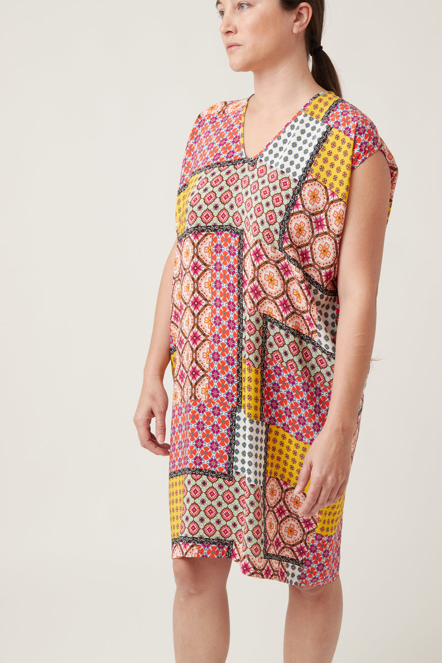 Megan Park Cascais Cocoon Dress