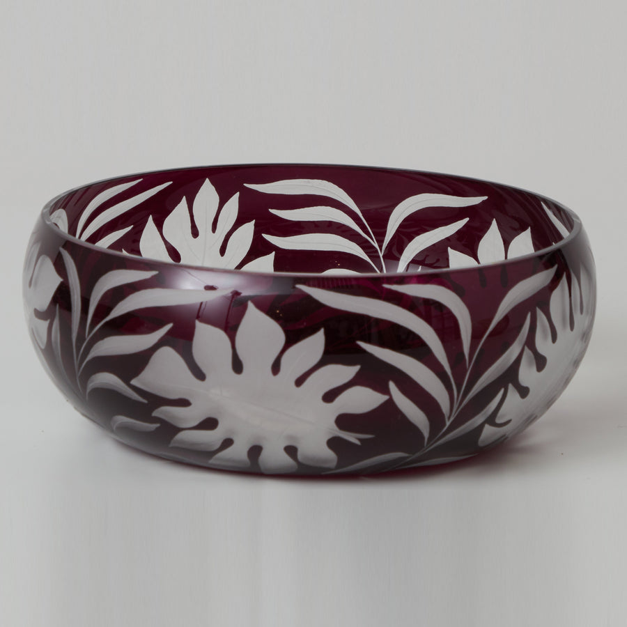 Claresco Tropica Medium Bowl
