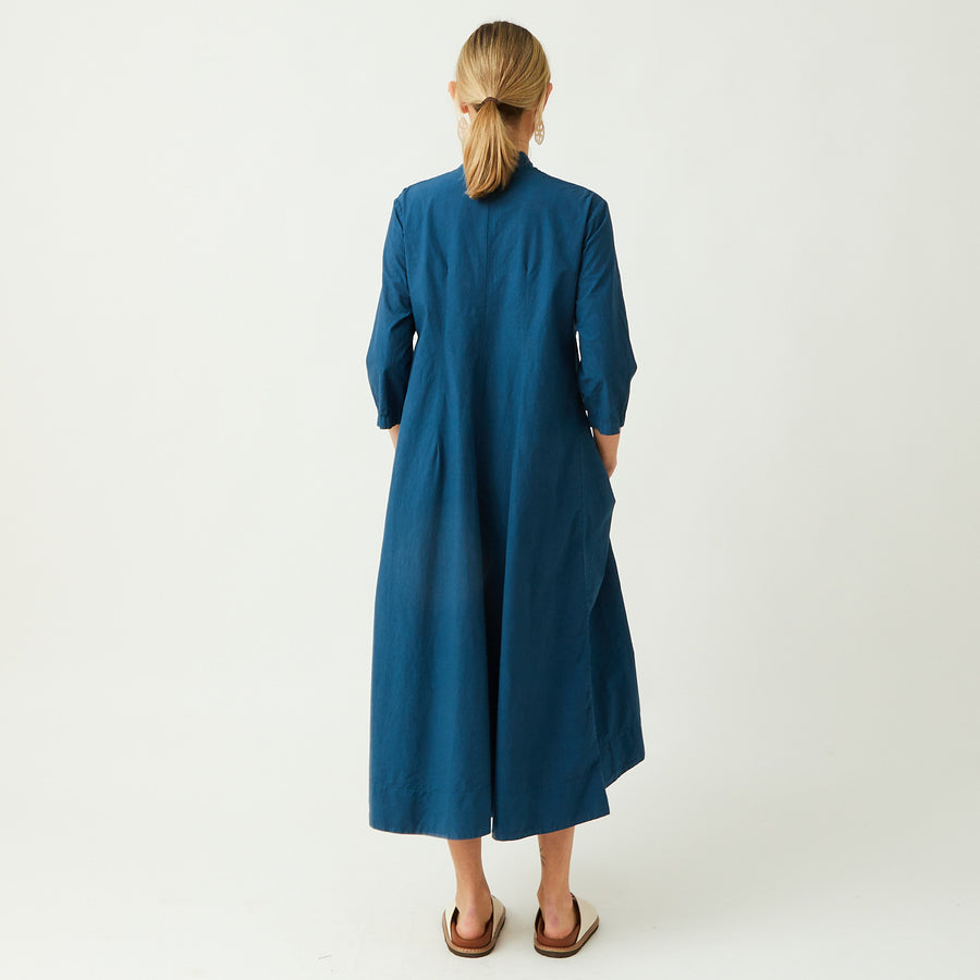 Bergfabel Navy Fiona Dress