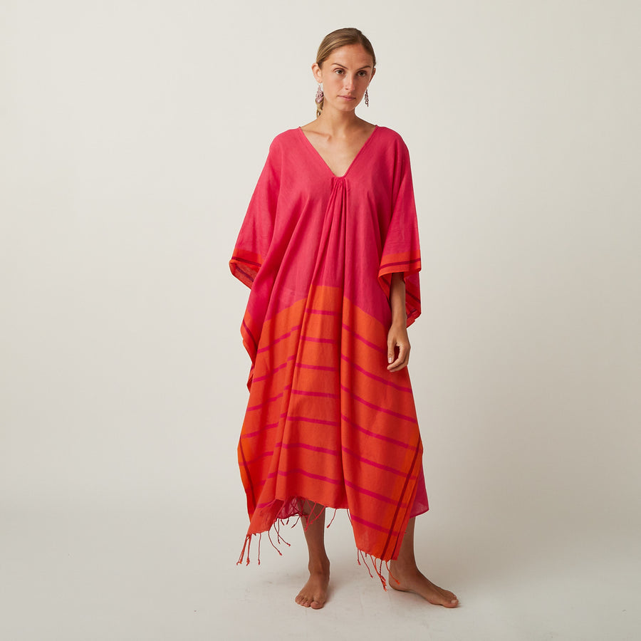 TWO Tassel Kaftan