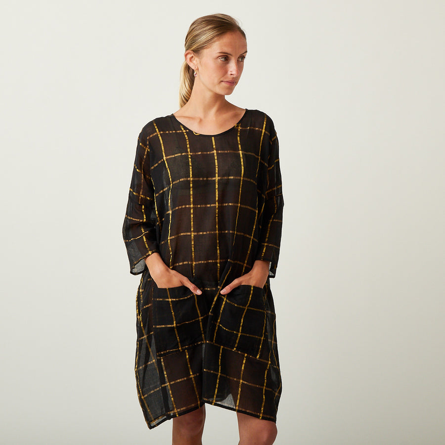 TWO Grid Dress